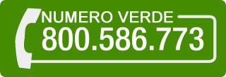 chiama ora il numero verde